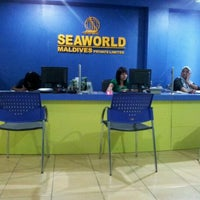 Photo taken at Seaworld Pvt Ltd by Boboday J. on 3/22/2012