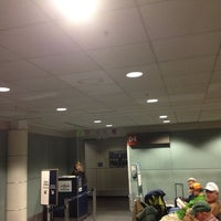 Photo taken at Gate D4 by Clark S. on 2/20/2012