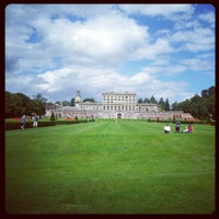 Photo taken at Cliveden House by Chris P. on 7/28/2012