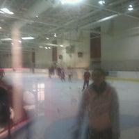 Photo taken at Lynx Ice Arena by Joe J. on 4/5/2012
