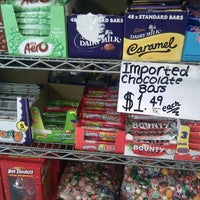 Photo taken at Economy Candy by Jenn N. on 2/22/2012
