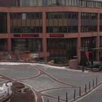 Photo taken at Taunus Sparkasse by Sirko S. on 2/13/2012