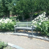 Photo taken at Rose Garden by Jason P. on 5/9/2012