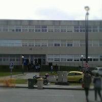 Photo taken at Facultade de Socioloxía by Alberto d. on 4/23/2012