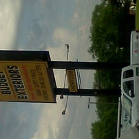Photo taken at Budget Exteriors Inc. by LeAnne L. on 6/7/2012