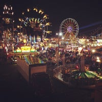 Photo taken at Florida State Fairgrounds by Justin H. on 2/11/2012