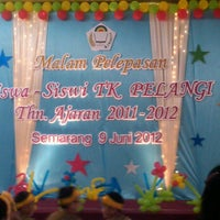 Photo taken at De Koning restaurant Jl Pemuda Semarango by Prasetyo Budi on 6/9/2012