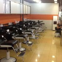 Photo taken at Kaze Hair Studio Mooca by Rodrigo T. on 4/26/2012