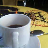 Photo taken at LeBon Café by Plaza E. on 7/27/2012