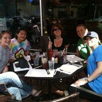 Photo taken at Union Cafe by Elizabeth L. on 8/18/2012