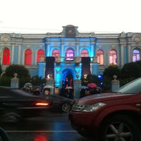 Photo taken at Особняк Салтыкова-Черткова by Olga B. on 6/6/2012