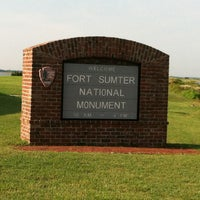 Photo taken at Fort Sumter National Monument by Colleen C. on 9/2/2012