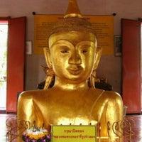 Photo taken at วัดพระทอง (หลวงพ่อพระผุด) (Wat Phra Thong) by Onizugolf on 3/10/2012