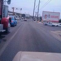 Photo taken at Puente del Vado by Carlos Augusto A. on 3/16/2012
