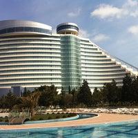 2/28/2012 tarihinde Serhat V.ziyaretçi tarafından Jumeirah Bilgah Beach Hotel'de çekilen fotoğraf