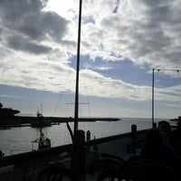 Photo taken at Aldo's Harbor Restaurant by hotchpotch s. on 2/10/2012