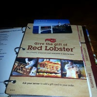 Photo taken at Red Lobster by Cecilia on 7/22/2012