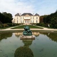 Photo taken at Musée Rodin by Marta B. on 9/2/2012