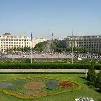 Photo taken at Palatul Parlamentului by Patrick H. on 8/21/2012