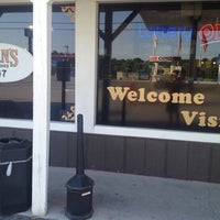 Photo taken at Stan's Restaurant and Country Store by Justin C. on 6/27/2012