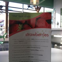 Photo taken at Yogurtini by Megan B. on 3/8/2012