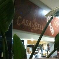 Photo taken at Casa Bella by Warwick G. on 6/30/2012