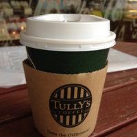 6/11/2012にHidenori H.がTULLY'S COFFEE 五反田西店で撮った写真