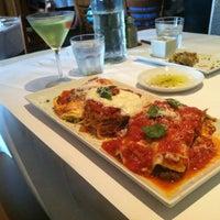 Photo taken at Romano's Macaroni Grill by Kalani (. on 3/25/2012