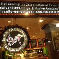 Photo taken at B&T Mexican Kitchen by BigDaddy on 8/19/2012