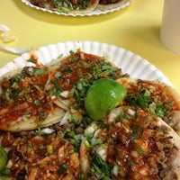 Photo taken at Taqueria Mexico by Lea F. on 4/29/2012