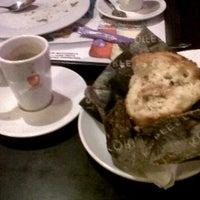 Photo taken at Jeronymo CoffeeShop by Welington P. on 7/26/2012