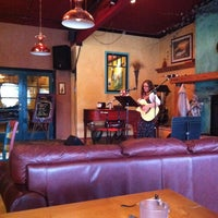 Photo taken at Mandolin Cafe by Mary L. on 4/16/2012