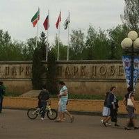 Снимок сделан в Парк Победы пользователем Азиза С. 5/9/2012