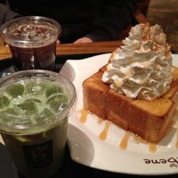 Photo taken at Caffé bene by Hyeonhee H. on 2/23/2012