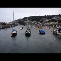Photo taken at Looe by Tristan H. on 7/31/2012