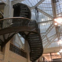 Photo taken at The Rookery Building by Mad on 8/13/2012