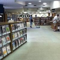 Photo taken at Shinagawa Library by Daisuke O. on 9/2/2012