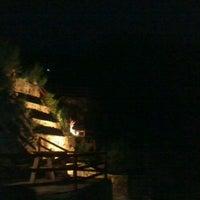 Photo taken at Shah Allah Ditta Caves by Khawaja H. on 9/6/2012