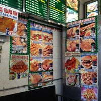 Photo taken at NYC Fried Chicken Corporation by Linda Y. on 7/9/2012