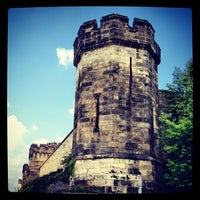 Photo taken at Eastern State Penitentiary by Tin H. on 8/23/2012