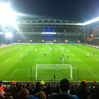 Photo taken at Ewood Park by Ady C. on 5/7/2012