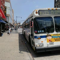 Photo taken at MTA New York City Bus - Bx15/Bx15LTD/Bx21 @ 3rd Avenue & Westchester Avenue by 0zzzy on 7/30/2012