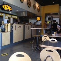 Photo taken at Which Wich? Superior Sandwiches by Mr. E. on 7/27/2012