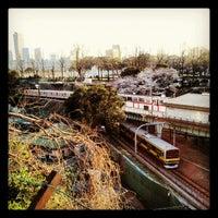 4/5/2012にNicolas K.が四ツ谷駅で撮った写真