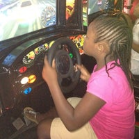 Photo taken at Dave & Buster's by Modupe L. on 7/13/2012