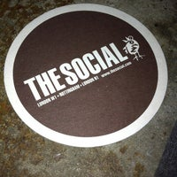 Photo taken at The Social by Charlie E. on 4/29/2012