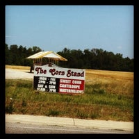 Photo taken at The Corn Stand by Jim T. on 7/7/2012