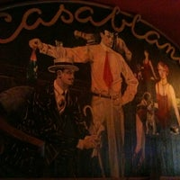 Photo taken at Casablanca Cafe by Iwan K. on 5/9/2012