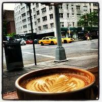 Снимок сделан в O Cafe пользователем Steven B. 4/26/2012