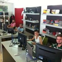 Photo taken at Euro/DMC by Murat C. on 7/24/2012